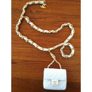 CHANEL MINI FLAP - Hustla Boutique
