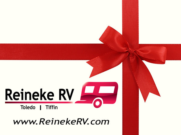 Reineke RV $50.00 Gift Card