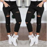 Women's Trendy and Fashionable Trouser Legging Pants - Simple Little Life Hacks