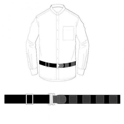 SHIRTSTAY®Shirt Tucker Adjustable Belt - Shirt Stay For Men And Women - Simple Little Life Hacks