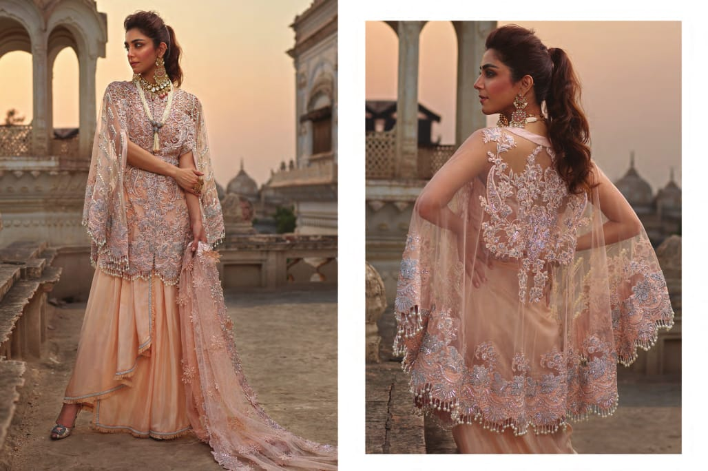 The Latest Pakistani Fashion suits by world renowned Pakistani Designers
