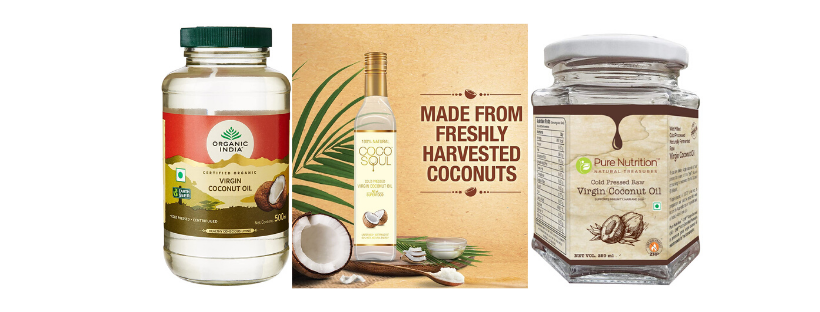 Best Cooking oils with cocunut essence