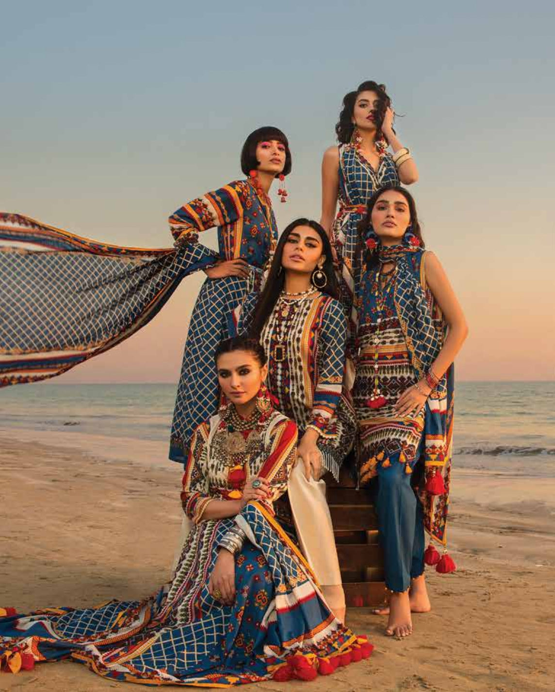 Khaadi Spring Lawn Suits 2020