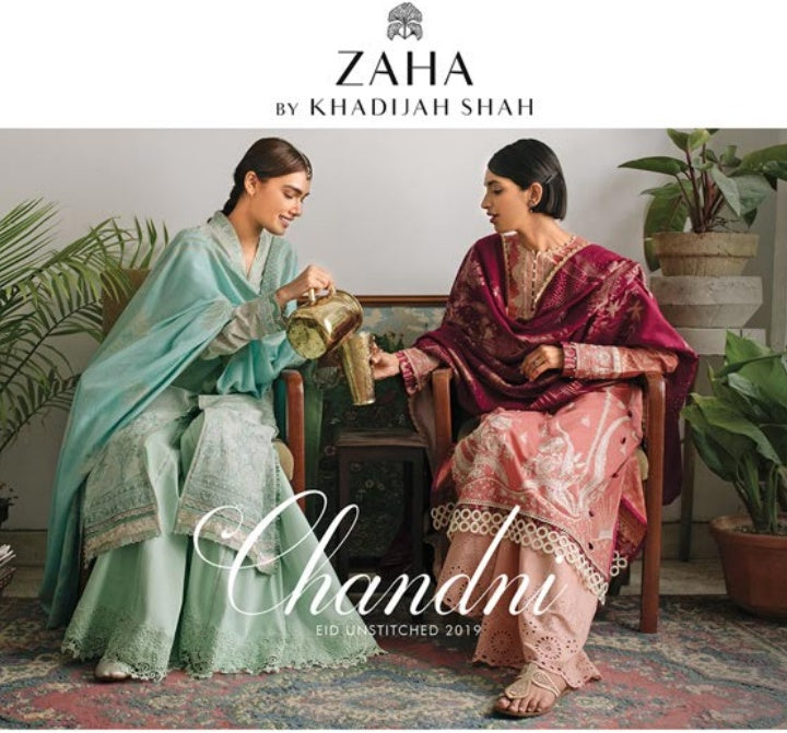 Chandni Original Lawn Suits by Zaha