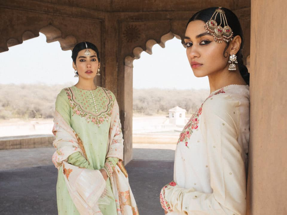 Zara Shahjahan Spring/Summer Lawn 2020 Collection