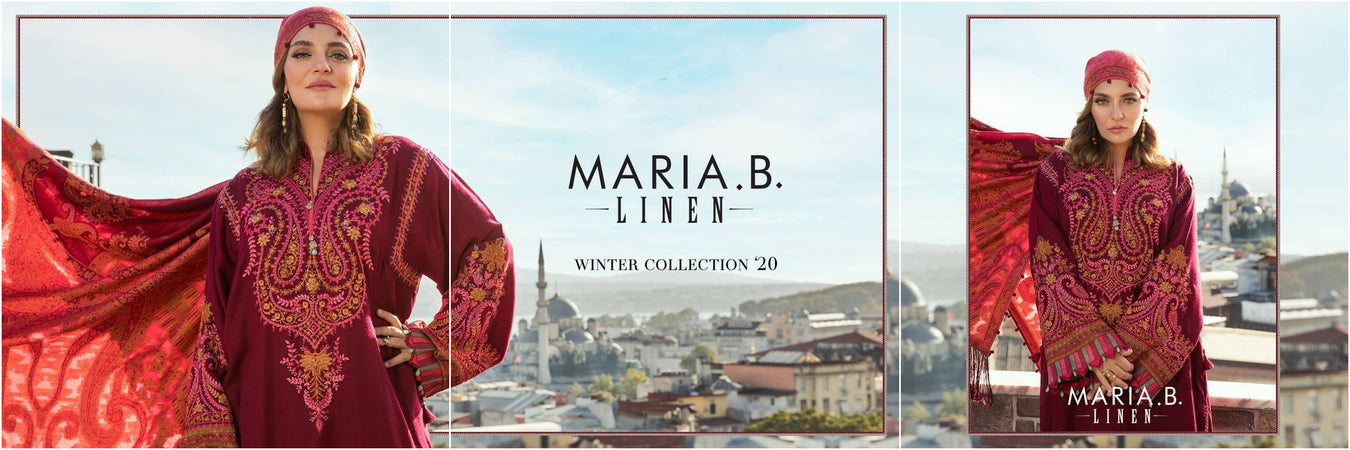 Maria.B Linen Collection 2020