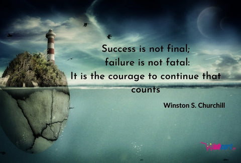 Wishcart-Motivational-Winston S. Churchill