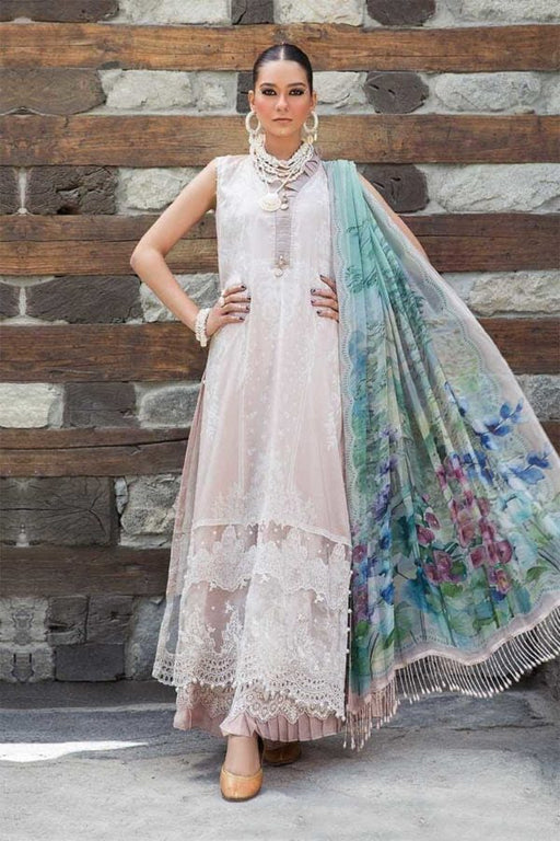 MARIA.B. Mprints Katpana Original Pakistani Dresses & Suits 10A Wishcart.in