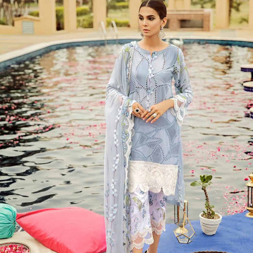 Charizma Festive Eid Original Pakistani Pakistani Dresses & Suits Pearl River - wishcart.in