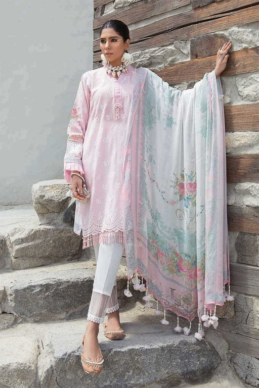 MARIA.B. Mprints Katpana Original Pakistani Dresses & Suits 12A Wishcart.in