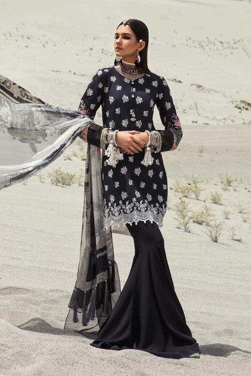 MARIA.B. Mprints Katpana Original Pakistani Dresses & Suits 13A Wishcart.in