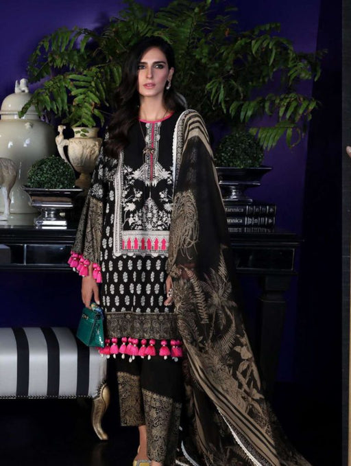 Wishcart-Pakistanisuits-Sana Safinaz Fall Embroidered Cambric 2019 10A