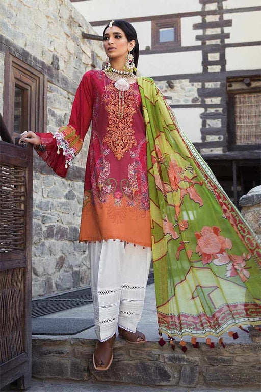 MARIA.B. Mprints Katpana Original Pakistani Dresses & Suits 14A Wishcart.in