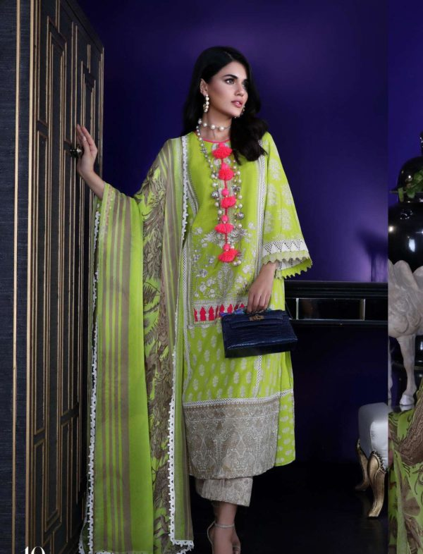 Wishcart-Pakistanisuits-Sana Safinaz Fall Embroidered Cambric 2019 10B