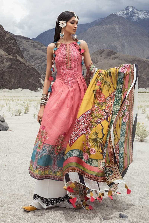 MARIA.B. Mprints Katpana Original Pakistani Dresses & Suits 15A Wishcart.in