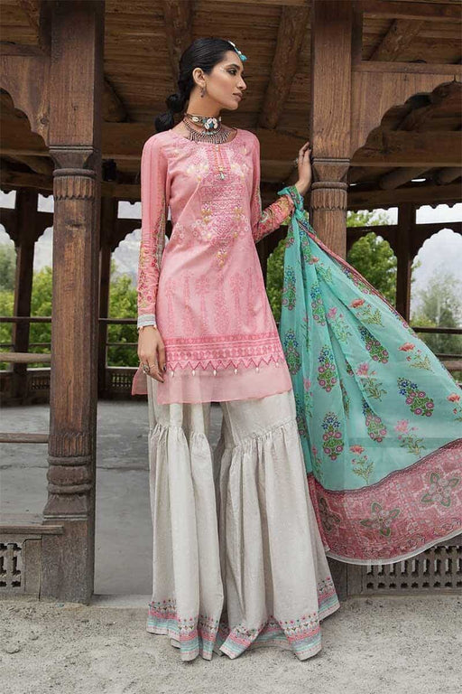MARIA.B. Mprints Katpana Original Pakistani Dresses & Suits 16A Wishcart.in