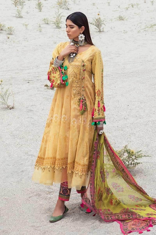 MARIA.B. Mprints Katpana Original Pakistani Dresses & Suits 17A Wishcart.in