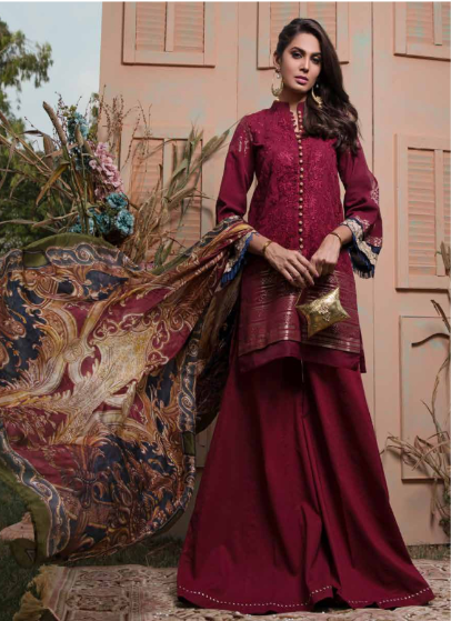wishcart- Firdous Carnival Festive Collection 2019 1A2