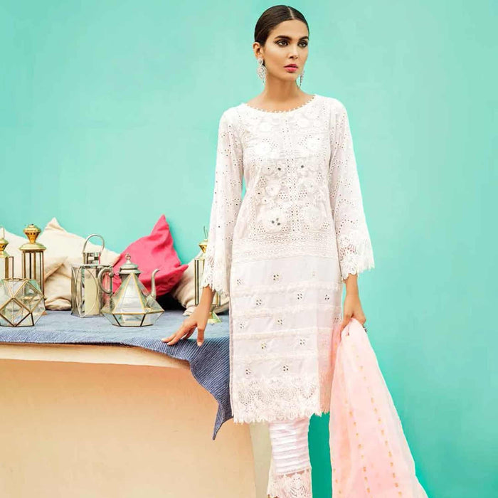 Charizma Festive Eid Original Pakistani Pakistani Dresses & Suits Glamour Hour - wishcart.in
