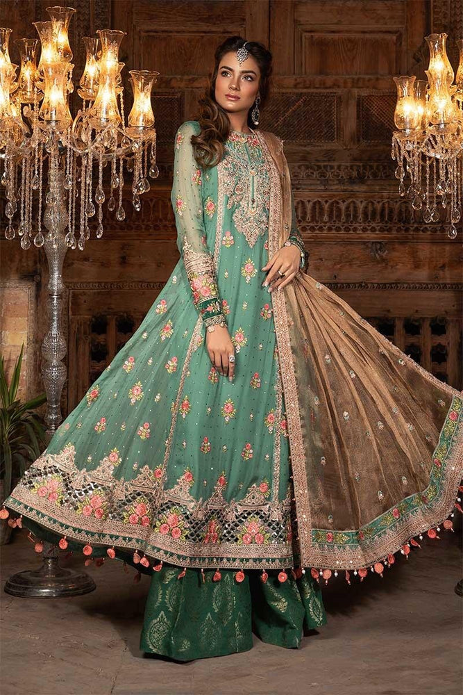 MARIA.B. Mbrodiered Heritage Original Pakistani Dresses and Suits A1 01 Wishcart.in