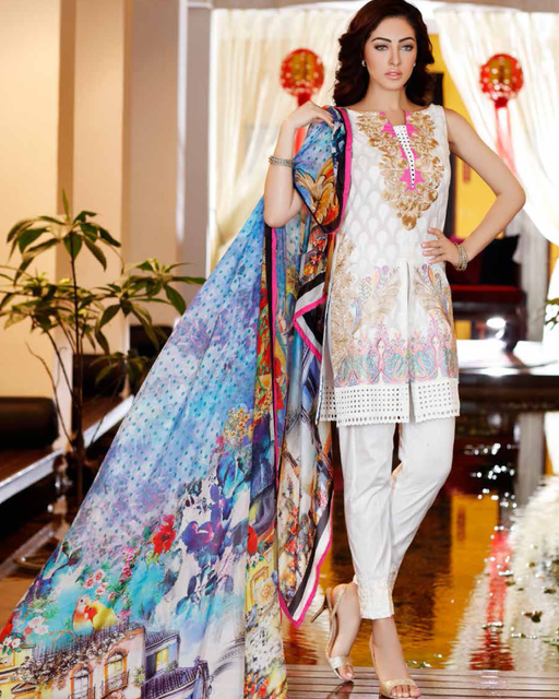 Charizma Embroidered Eid Collection - wishcart.in