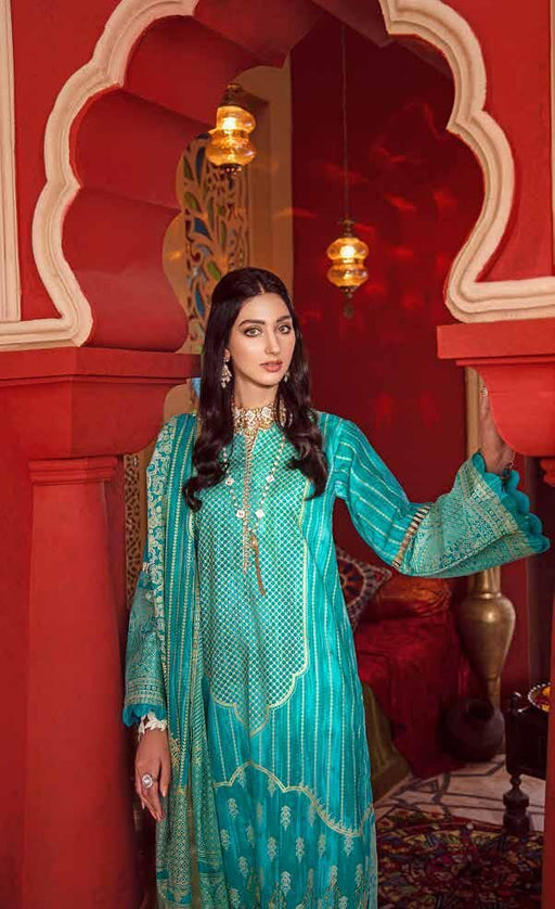 Glamorous Luxury from Gul Ahmed – FE354