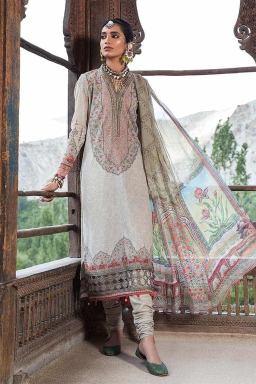 MARIA.B. Mprints Katpana Original Pakistani Dresses & Suits 3A Wishcart.in