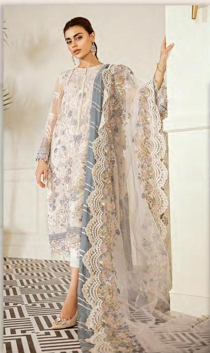 wishcart-Pakistanisuits-Baroque Chantelle Embroidered Chiffon-09-PEWTER