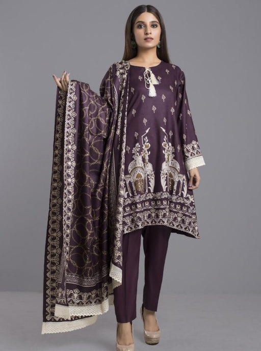 Wishcart-Pakistanisuits-Sahil Winter Linen by ZS 2019 4