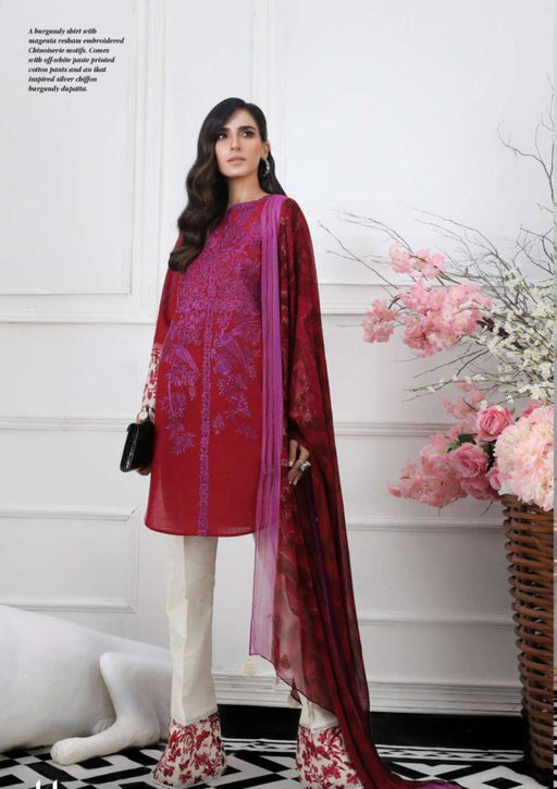 Wishcart-Pakistanisuits-Sana Safinaz Fall Embroidered Cambric 2019 11A