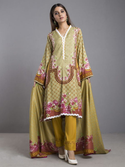 Wishcart-Pakistanisuits-Sahil Winter Linen by ZS 2019 5