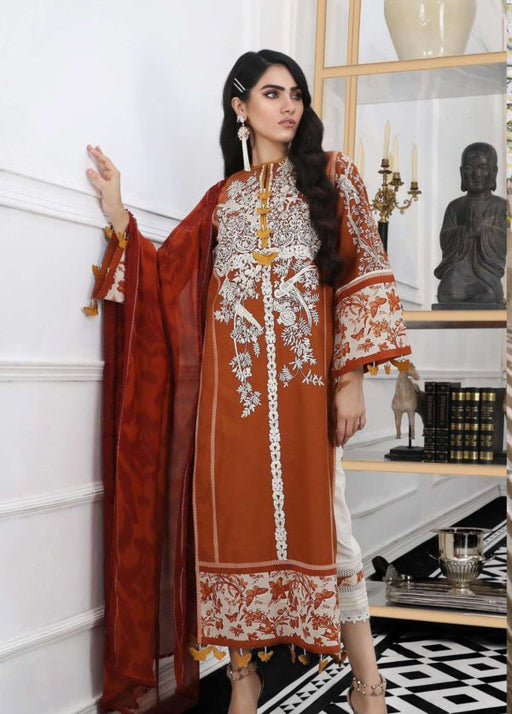 Wishcart-Pakistanisuits-Sana Safinaz Fall Embroidered Cambric 2019 11B