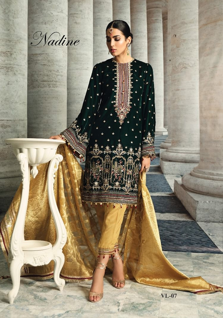 Anaya Luxury Velvet Collection 2020