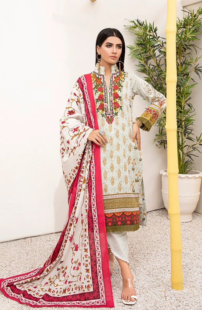 Alzohaib Anum lawn Vol-6 Collection