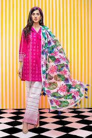 wishcart-Pakistanisuits-Gul Ahmed Fall Cambric 2019 CBE109