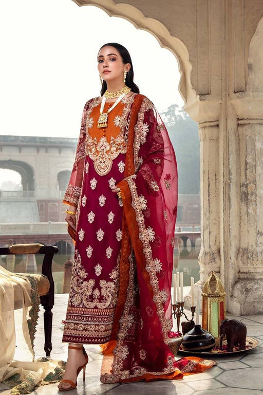 Dastan-E-Jashan by Charizma Premium Embroidered DJ-04