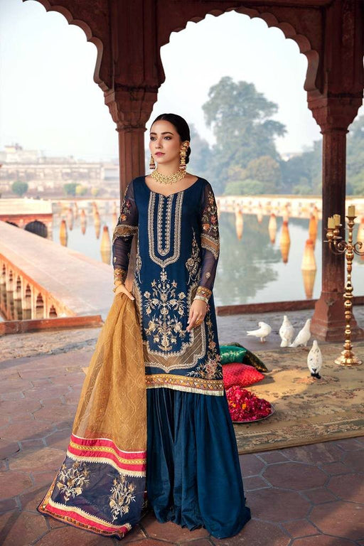 Dastan-E-Jashan by Charizma Premium Embroidered  DJ-08