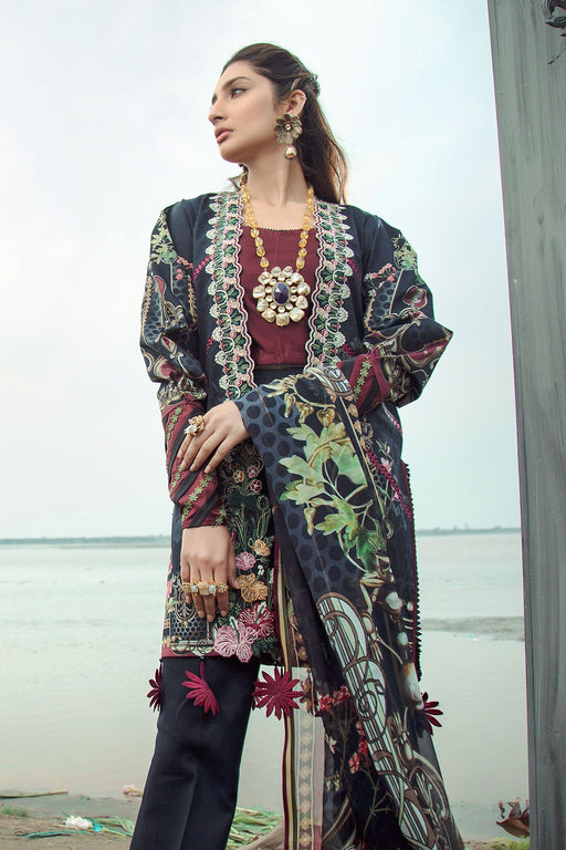 Firdous Grandeur Luxury Lawn Collection 2020 LL 19525