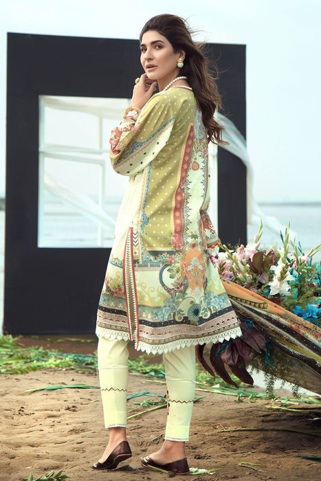 Firdous Grandeur Luxury Lawn Collection 2020 LL 19527