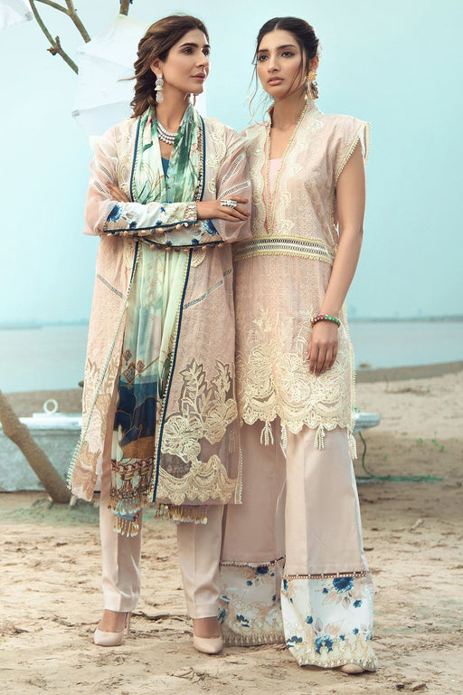 Firdous Grandeur Luxury Lawn Collection 2020 LL 19537