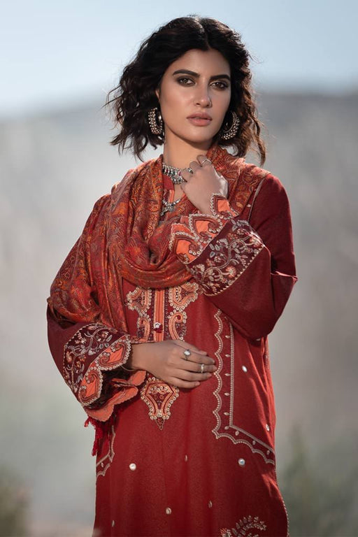 Qalamkar Luxury Shawl Collection 2020 KS-05