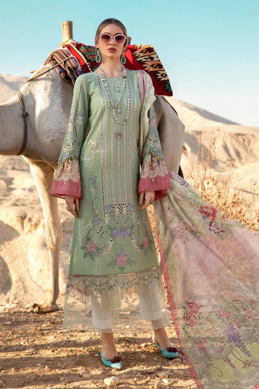 Wishcart-Pakistanisuit-Maria B Lawn Spring/Summer 13A - 2020 Collection-1