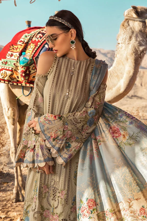Wishcart-Pakistanisuit-Maria B Lawn Spring/Summer 13B - 2020 Collection-1