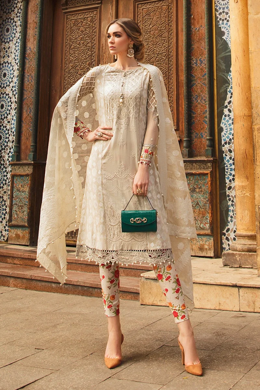 Wishcart-Pakistanisuit-Maria B Lawn Spring/Summer 15A - 2020 Collection-2