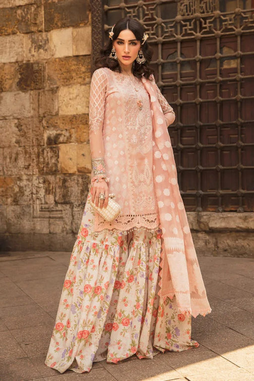 Wishcart-Pakistanisuit-Maria B Lawn Spring/Summer 15B - 2020 Collection-1