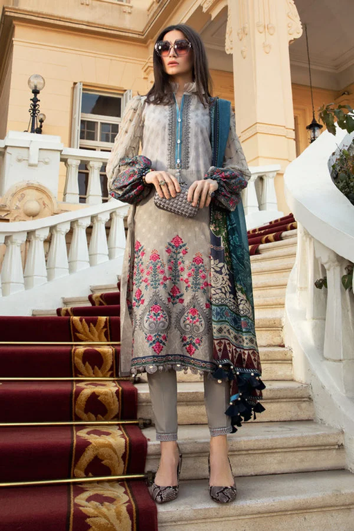 Wishcart-Pakistanisuit-Maria B Lawn Spring/Summer 7B - 2020 Collection-1