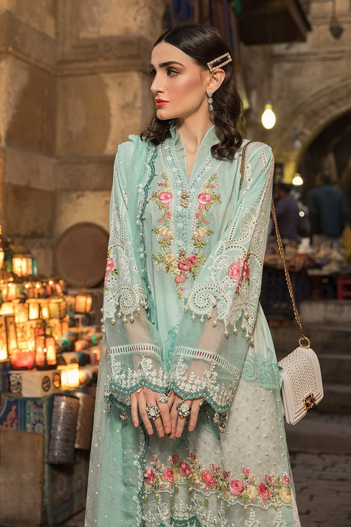 Wishcart-Pakistanisuit-Maria B Lawn Spring/Summer 8A - 2020 Collection-2