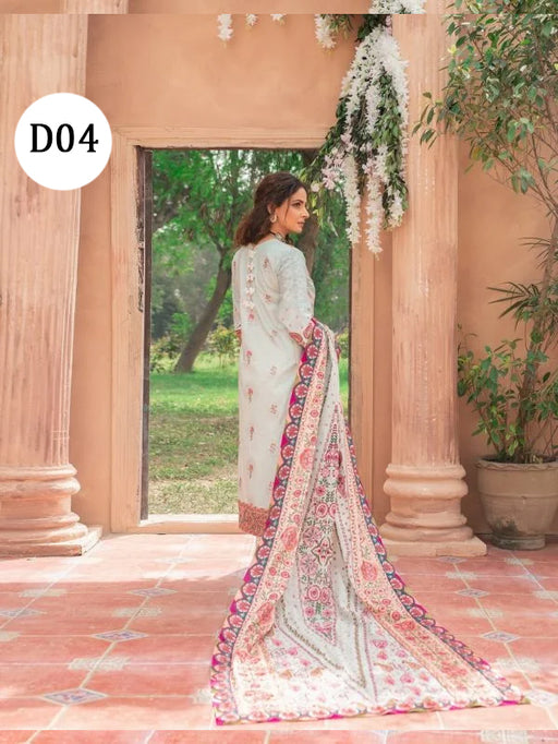 Maryam Hussain Luxury Lawn 2021 D4