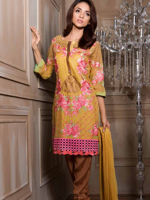 Charizma Diamond Dust Luxury Chiffon Collection