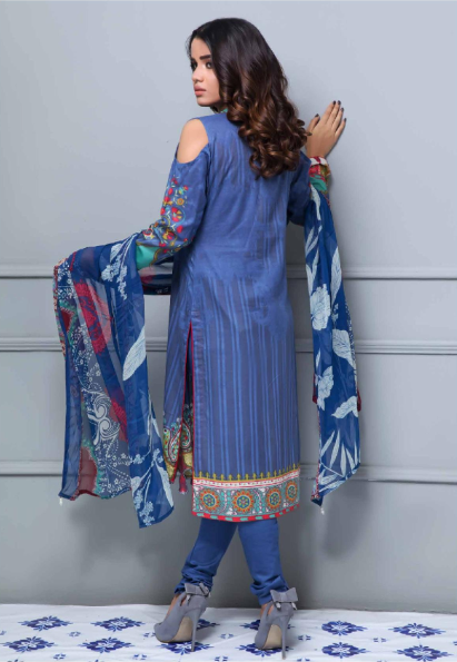 Rang Rez Original Pakistani Designer Collection 2019  Dresses & Suits Wishcart.in